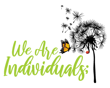 We Are Individuals; Logo